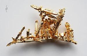 Västerbotten Guld (Au)